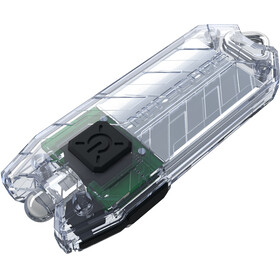 NITECORE Pocket LED Tube Flashlight, transparent